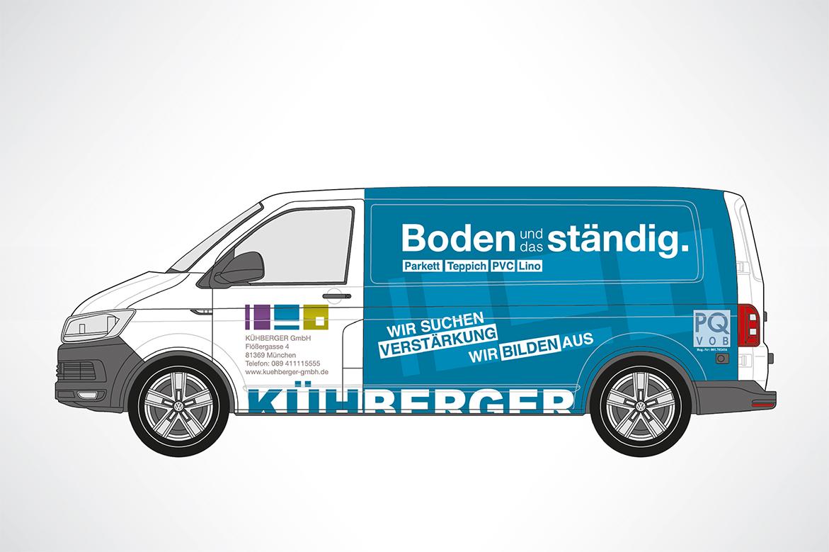 kuehberger-vw-fahrzeugwerbung