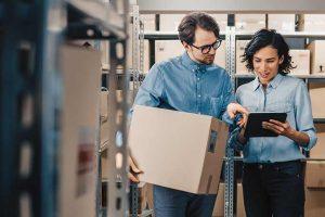 Digitale Katalog bieten einen Mehrwert